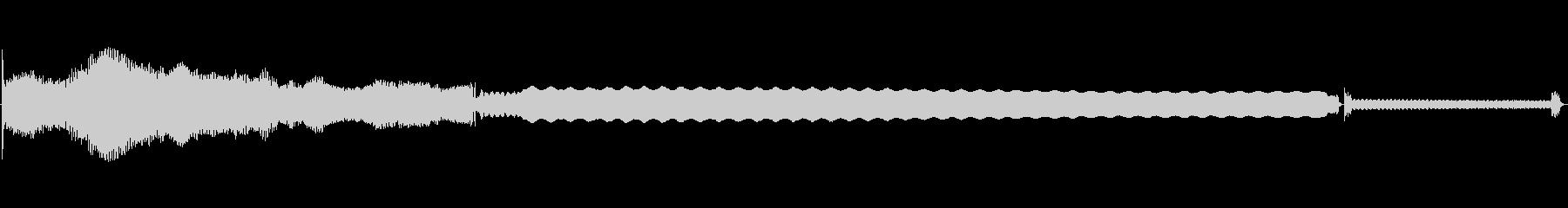 フィルムスキャナー:スライド、プロ...の未再生の波形