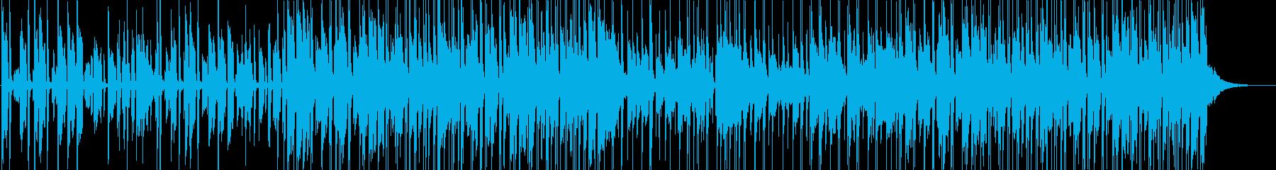 Lo-Fi、エレピのジャズ・ファンクの再生済みの波形