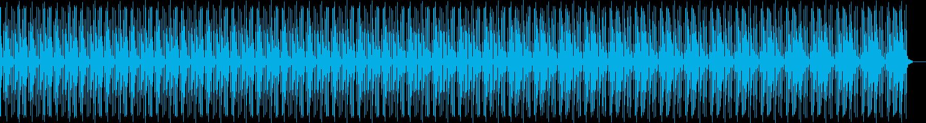 サンバ(電子ドラム)の再生済みの波形