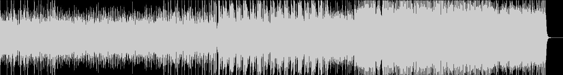 幻想的なアンビエント・切ない透明感VPの未再生の波形
