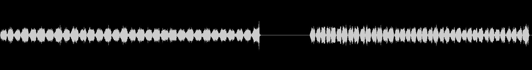 GLASSPAPER、FINE P...の未再生の波形