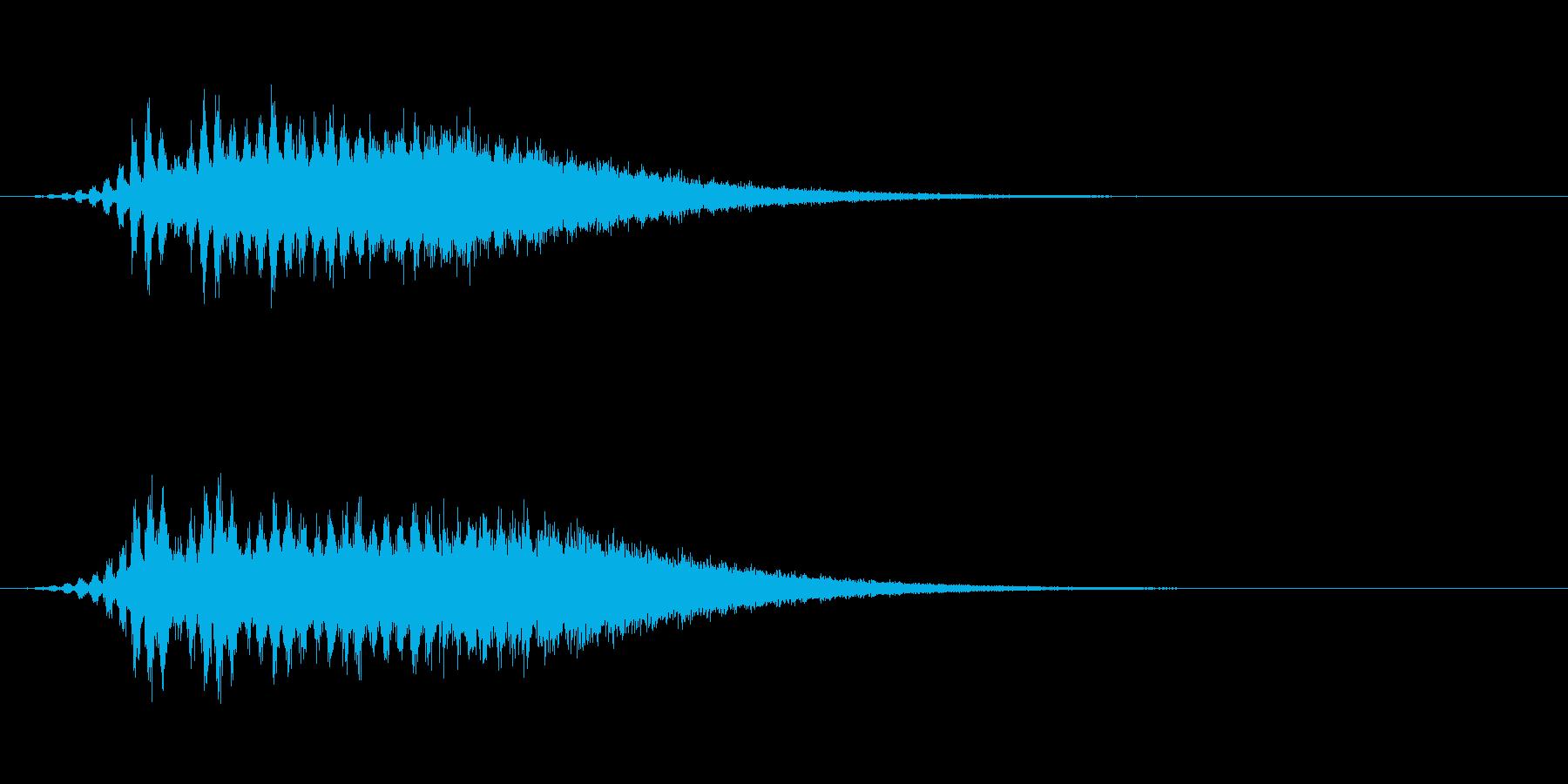 Dark_Attack-12の再生済みの波形