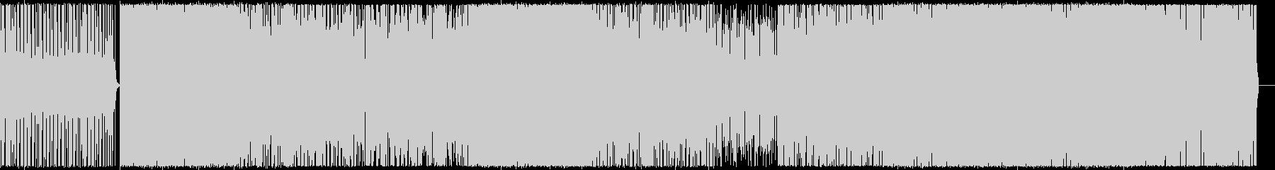 【ドラム抜き】三味線主体のかっこいい和…の未再生の波形