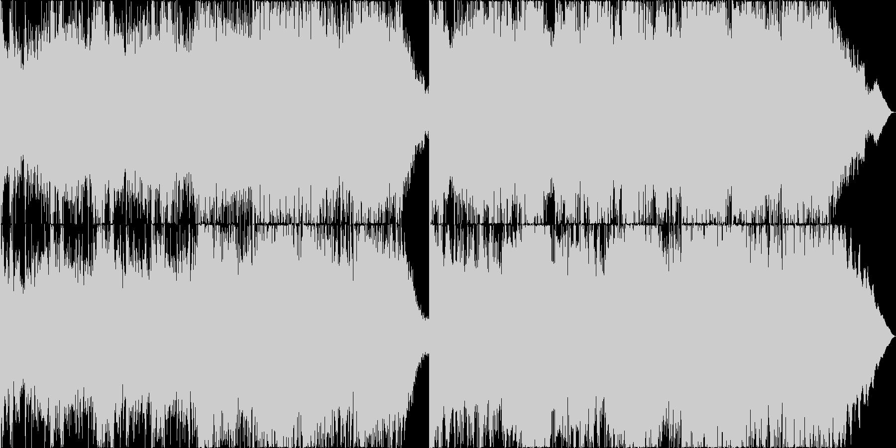 電気研究所Spacey-Sci-F...の未再生の波形