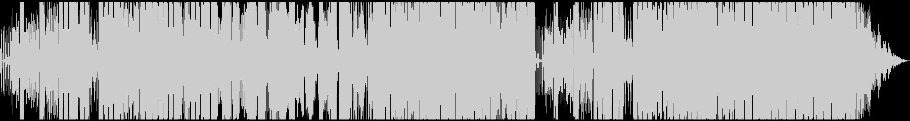 東部トロンボーンとウード。の未再生の波形