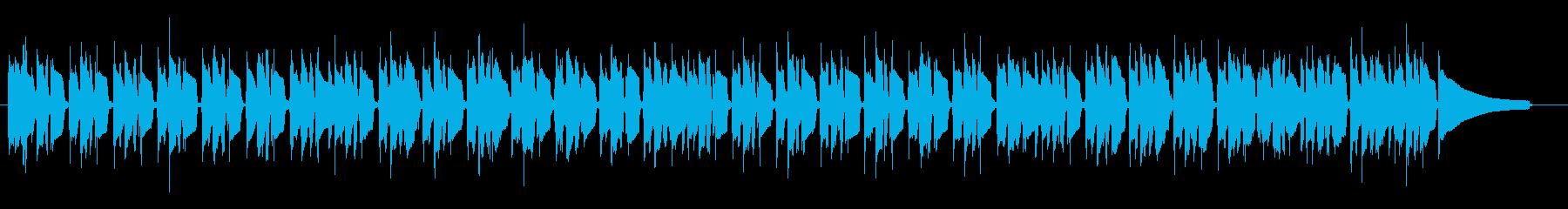 使いやすいファンク ドラム無し版の再生済みの波形
