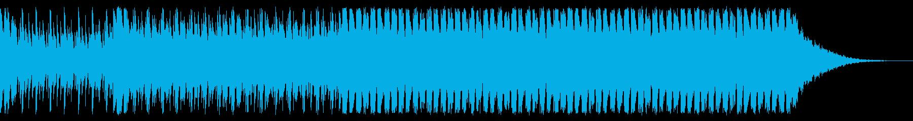 エネルギーたっぷりの新鮮な響きのハ...の再生済みの波形