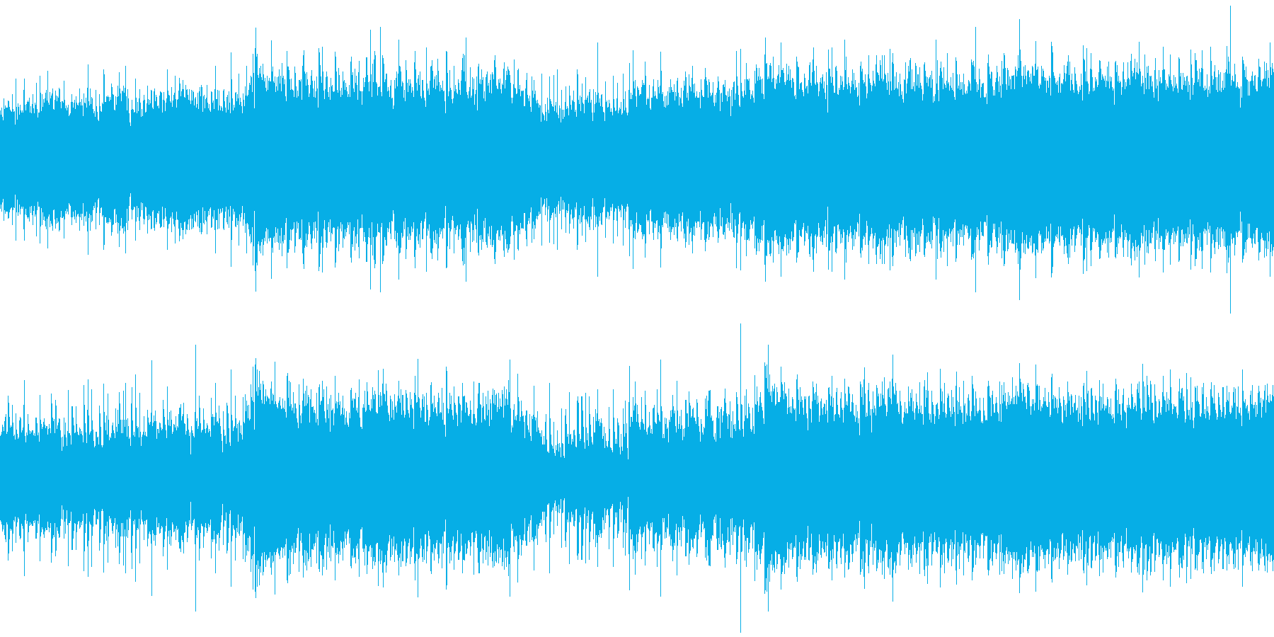 陽気なCMに・生演奏アコギの再生済みの波形