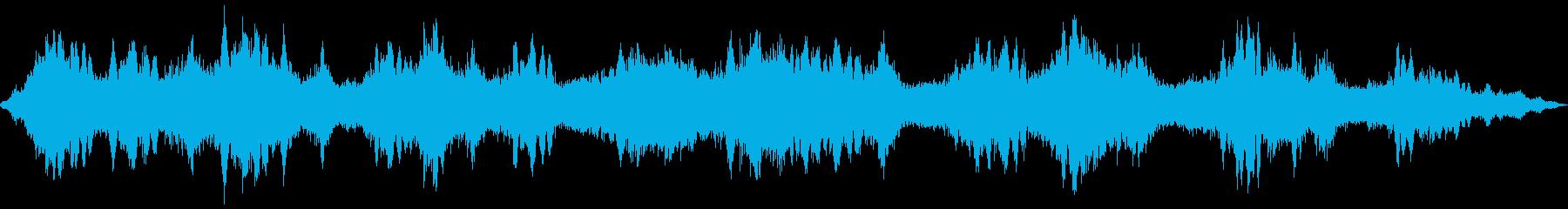 スペースウェイ:高速で通過する宇宙...の再生済みの波形