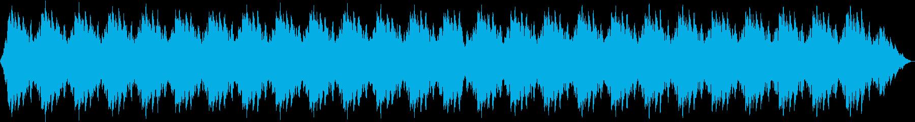 魔法詠唱、魔法発動、独白 11の再生済みの波形