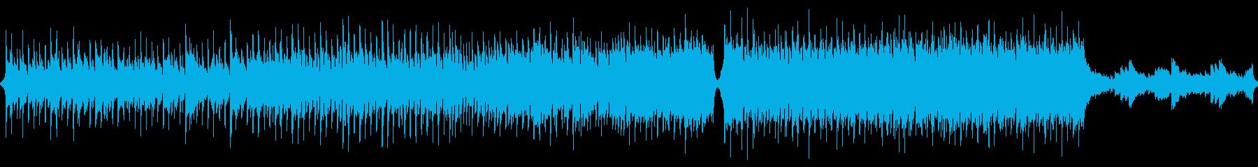 希望・爽やか・感動/オープニング/ループの再生済みの波形