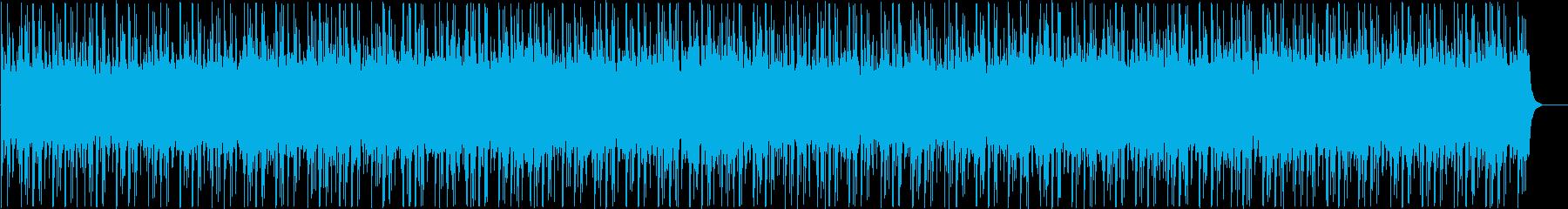 おしゃれで日常的なチルHipHopの再生済みの波形