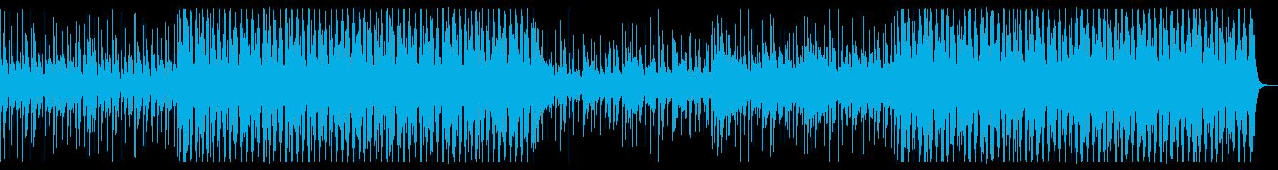 古代遺跡/ジャングル_No664_1の再生済みの波形