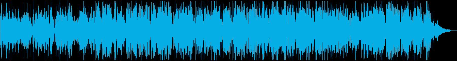 バリトンサックス生演奏のゴキゲンなジャズの再生済みの波形