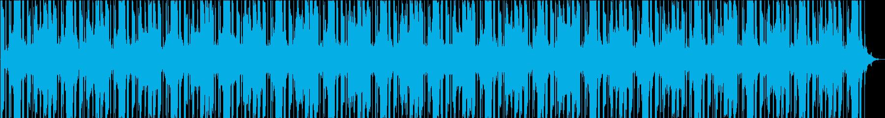 シーケンス 電子ビートダーク02の再生済みの波形