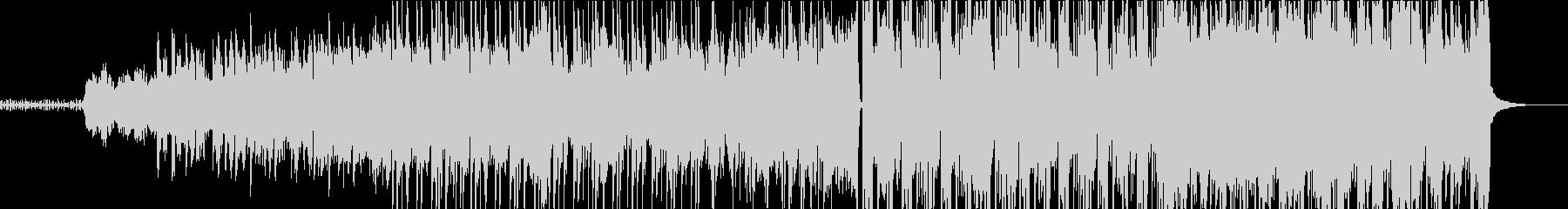 自然が合うサックス チル・ヒップホップの未再生の波形