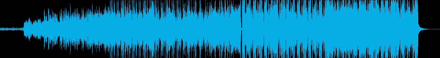 自然が合うサックス チル・ヒップホップの再生済みの波形