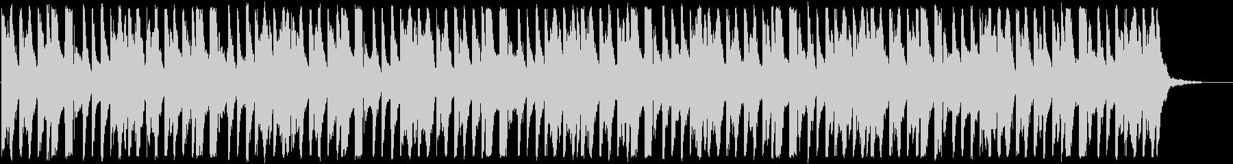 ピコピコ/テクノ_No486_5の未再生の波形