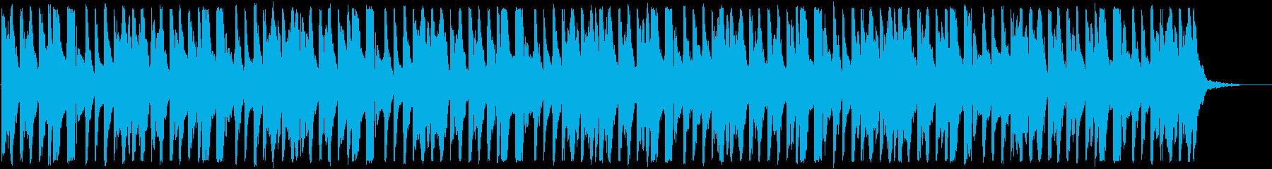 ピコピコ/テクノ_No486_5の再生済みの波形