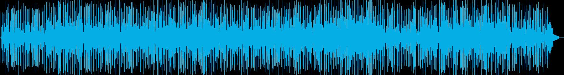 夏の海岸ドライブ 洋楽メロウHIPHOPの再生済みの波形