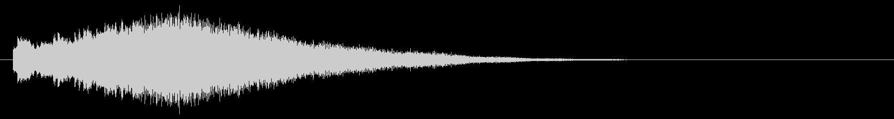 キラキラ_ベルglissの未再生の波形