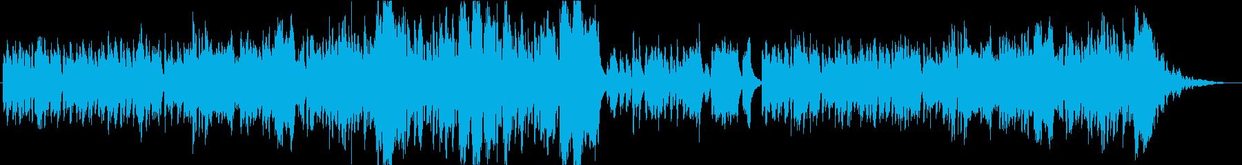 ハロウィン/妖しい/バンパイヤ/魔女の再生済みの波形