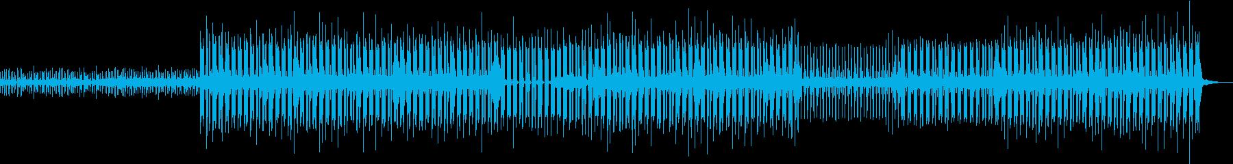 チルアウト アンビエントの再生済みの波形