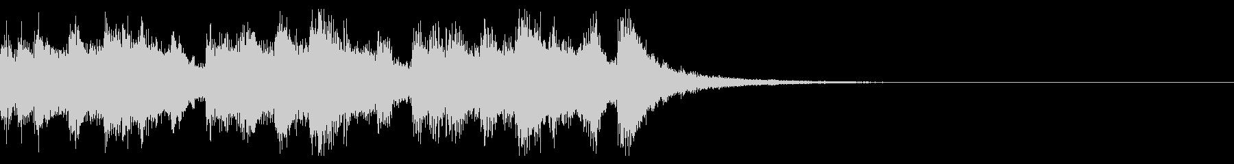 ファンファーレ_08の未再生の波形