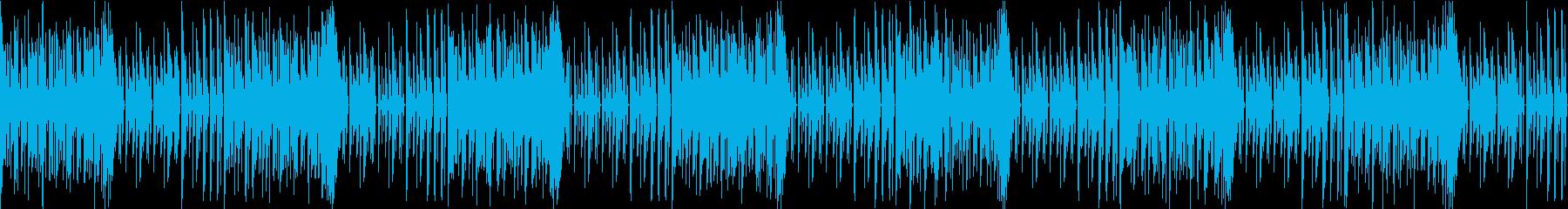 シンキングタイム♪〜RPG風〜【ループ】の再生済みの波形