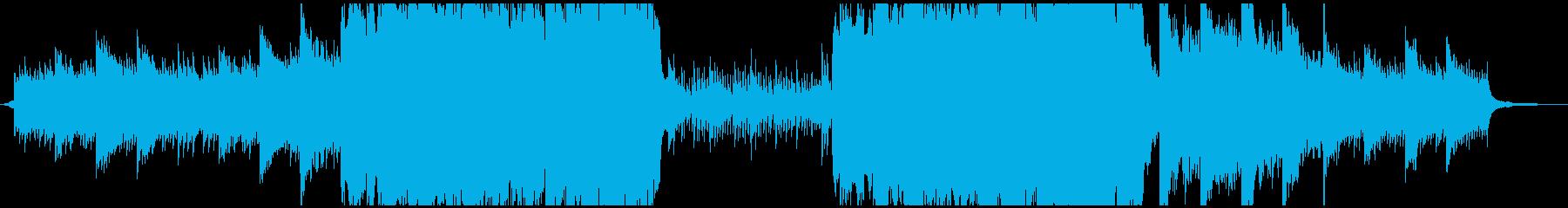 現代の交響曲 企業イメージ ロマン...の再生済みの波形