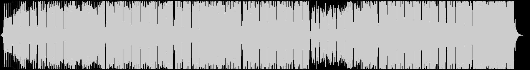 ダブステップ 神経質 ワイルド ス...の未再生の波形