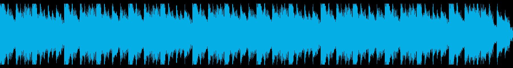 土臭い、少しブルージーなピアノでまったりの再生済みの波形