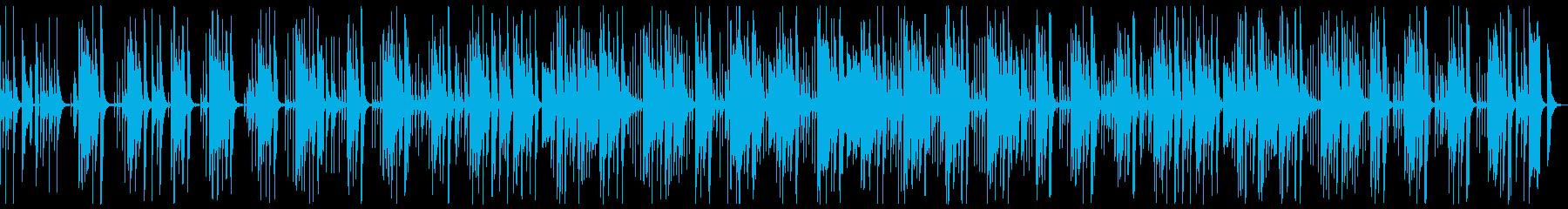 Cartoon サスペンス アクシ...の再生済みの波形