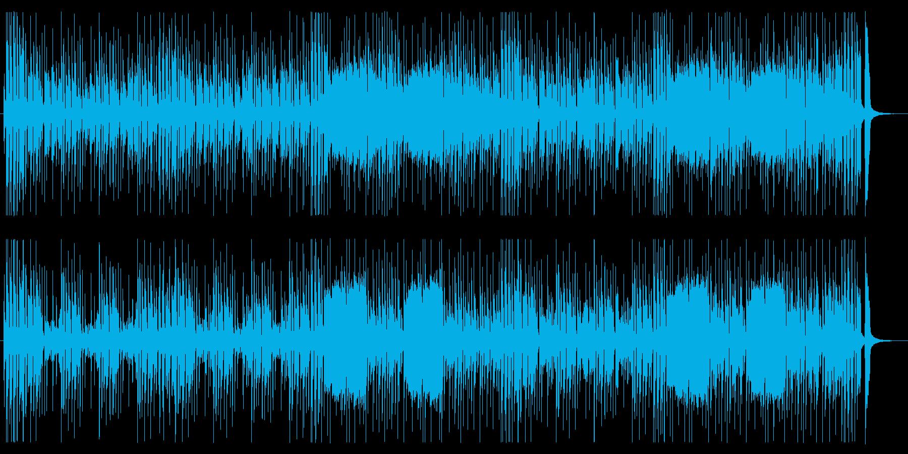 【ファンク】コメディ_おバカ_ナルシストの再生済みの波形