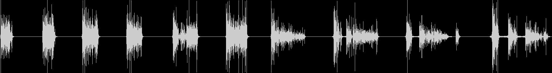 FARTBAG、BALLON、TO...の未再生の波形