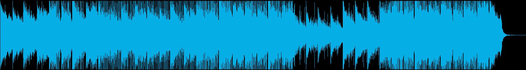 ブレイクビーツ 企業イメージ ポジ...の再生済みの波形