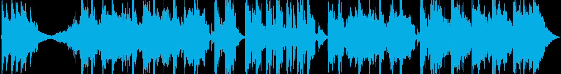 エスニック+不思議なマーチのんの再生済みの波形