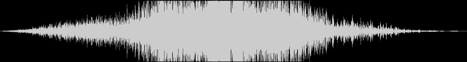 【ゲーム】 破壊_01 転覆の未再生の波形
