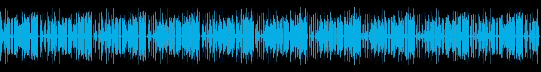 コミカル脱力系♪キッズ・ペット・面白映像の再生済みの波形