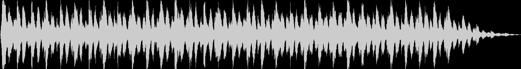 ミリタリー系オーケストラの未再生の波形
