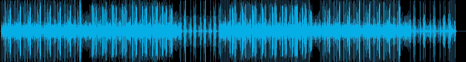 口笛のゆったりかわいい癒しBGM-自然の再生済みの波形
