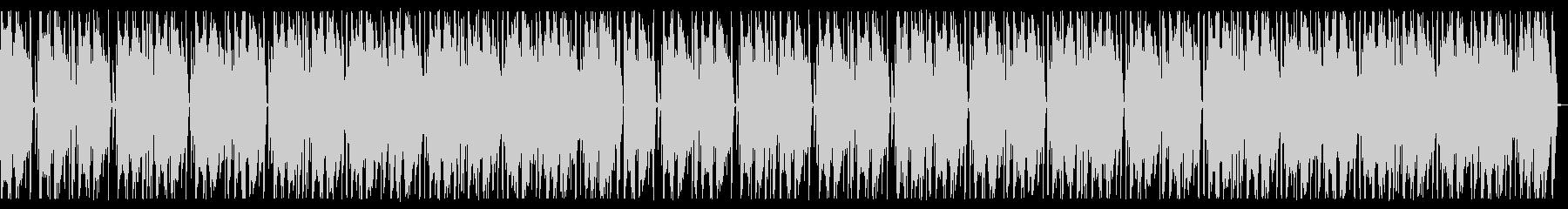 不気味なローファイ_No626_1の未再生の波形