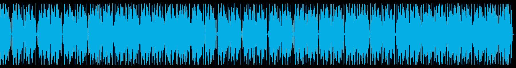 不気味なローファイ_No626_1の再生済みの波形
