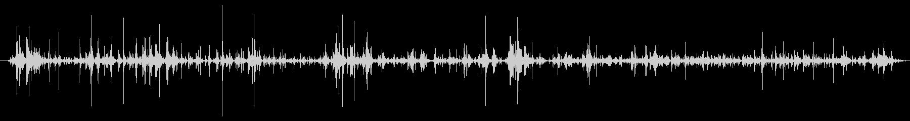 キー キーホルダー大ガラガラエアシ...の未再生の波形