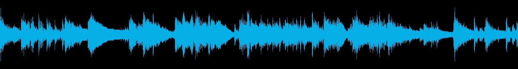 アップテンポでグルーヴィーで揺れる...の再生済みの波形