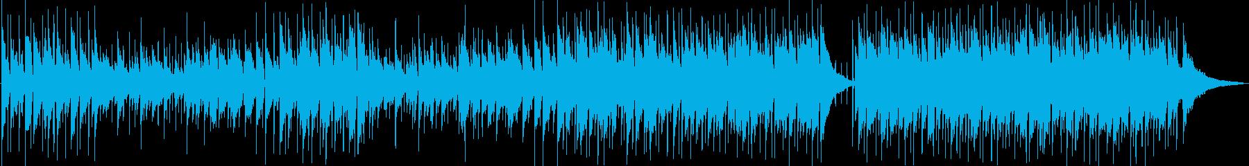 ポップソフトロックインスト。陽気な...の再生済みの波形
