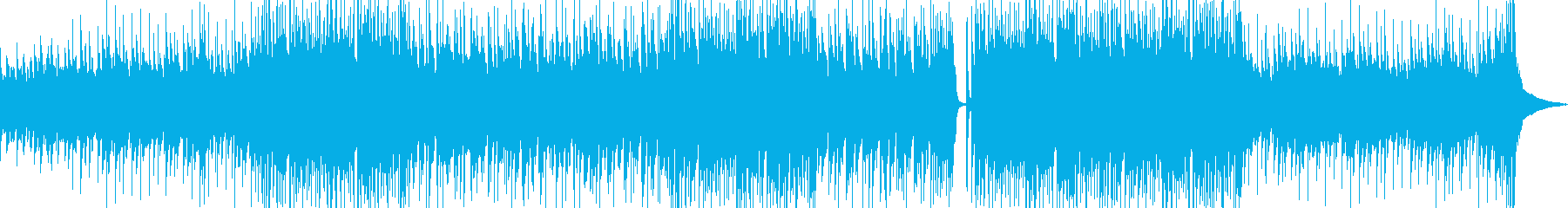 ピアノが印象的なバンドサウンドの再生済みの波形