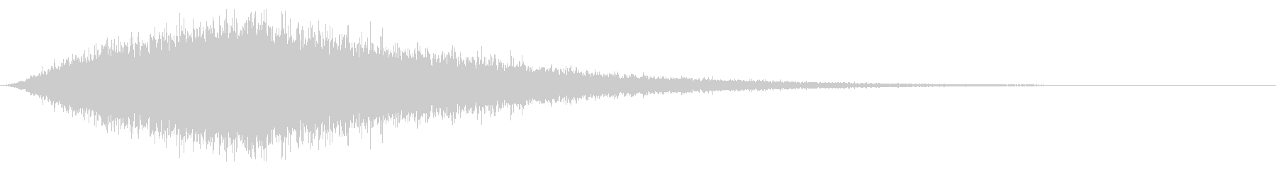 Dark_Attack-50の未再生の波形