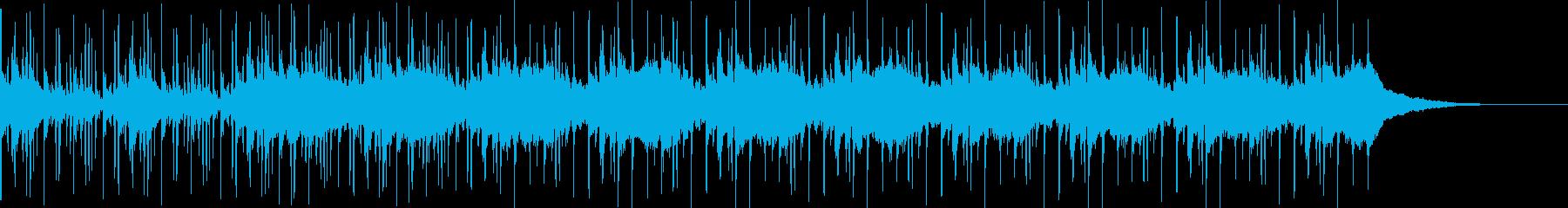 Pf「狸」和風現代ジャズの再生済みの波形
