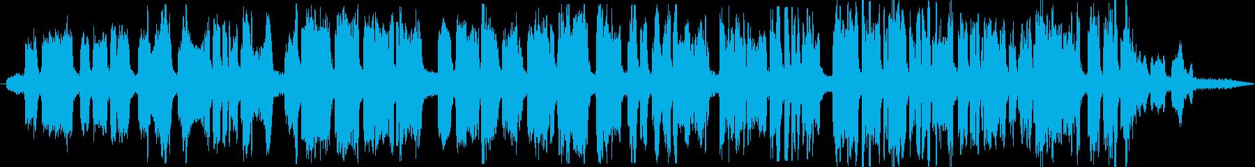 アラブ 説明的 静か クール アン...の再生済みの波形